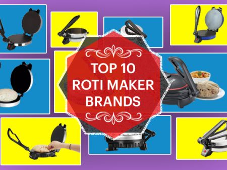 Top 10 Roti Maker Brands in India: Buy at Best Price