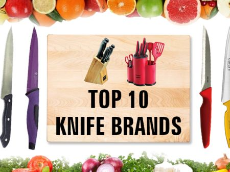 10 Best Knife Brands in India for Chopping & Cutting