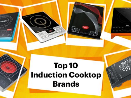 10 Best Indian Induction Cooktop Brands to Add Fun in Cooking