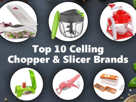 10 Best Chopper & Slicer Brands To Buy Online in India