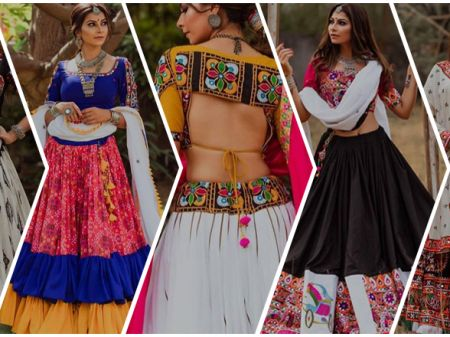 India's Most Loved Chaniya Choli Designs for Navratri
