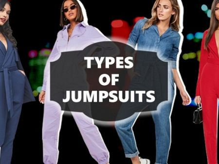 16 Different Types of Jumpsuits Designs: Name with Photos