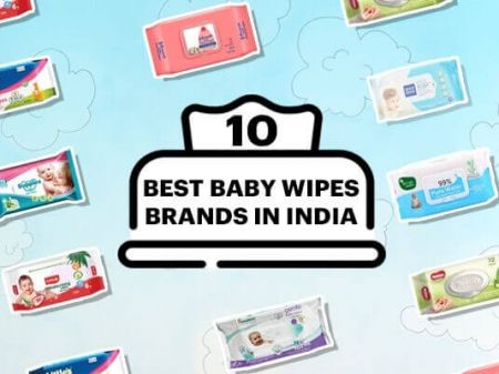 10 Best Baby Wipes Brands for Online Shopping In India