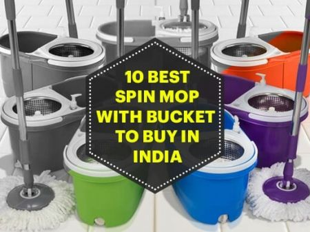 10 Best Brands for Spin Mop With Bucket To Buy In India