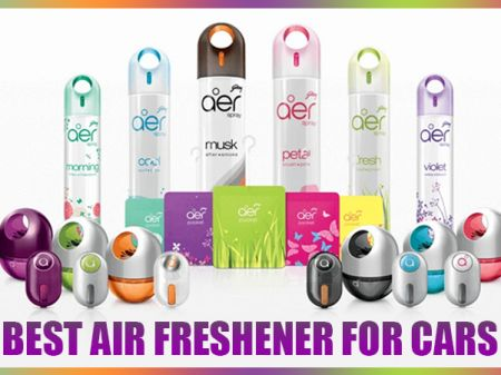 10 Best Car Air Fresheners Brands for Online Shopping In India