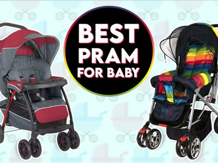 10 Best Pram Brands for Baby to Buy Online in India