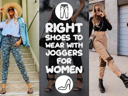 Best Jogger Shoes for Women – Right Shoes Styles to Wear With Joggers
