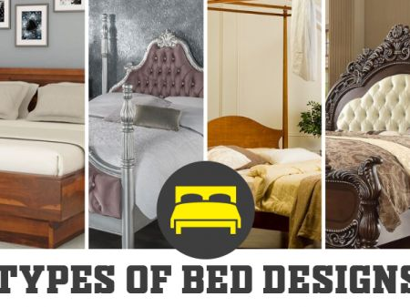 Types of Bed Designs