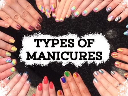 Different Types of Manicure Ideas with Images