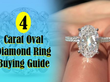 4 Carat Oval Diamond Ring Shape, Pricing and Buying Guide