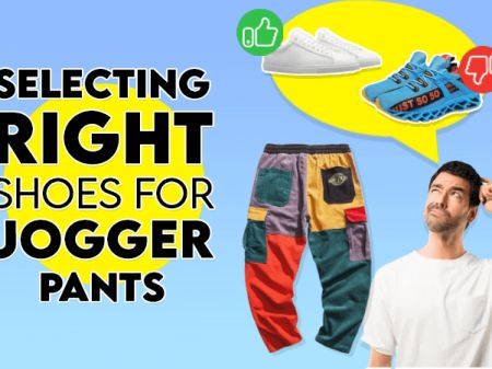 Best Jogger Shoes for Men: Right Shoes Styles to wear with Joggers