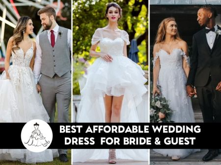 Best Affordable Wedding Dress to Buy On Amazon