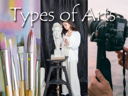 Different Types of Arts – Degrees and Jobs Guide