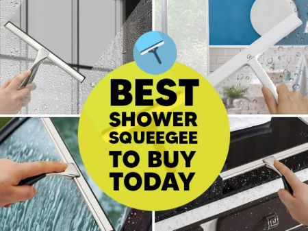 Best Shower Squeegee to Buy Today