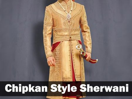 9 Types of Wedding Sherwani every Groom should know