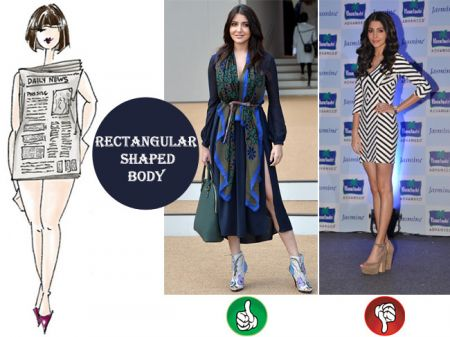 How to select Ideal Fabrics according to Your Body Shape?