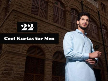 22 Awesome Summer Kurtas for Men in 2016
