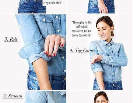 33 Amazingly Useful Fashion Infographics for Women (Part-II)