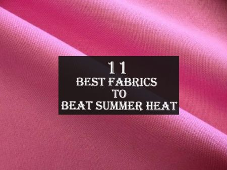 11 Best Summer Fabrics to Beat the Heat