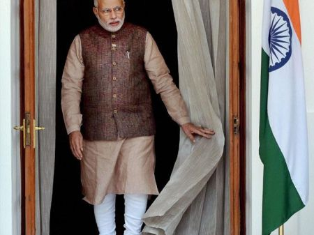 21 times Narendra Modi Showed the World What Style looks like