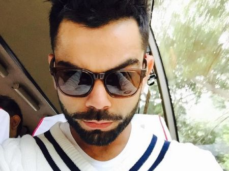 12 Stunning Sunglasses Styles That Virat Kohli Loves