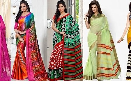 Style Tips to look good in Saree at Kitty Party
