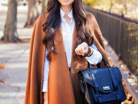 How to Wear a Cape: 8 Stylish Ways to Get Chick Look