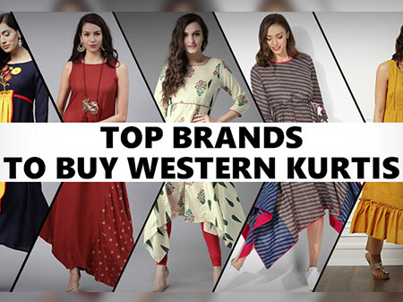 Top 10 Brands to Buy Western Kurtis