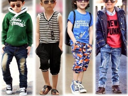 9 Unique Clothing Styles for little Masters