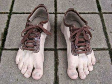 15 WTF Women Footwear Designs which are really useless