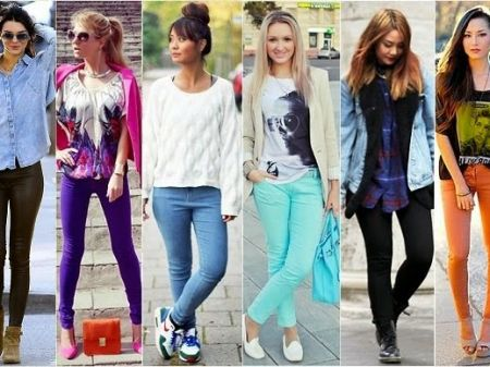 Forget Leggings and Try Treggings for Various Styles & Comfort
