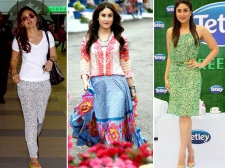 Beat the heat of summer with Celebrities Styles