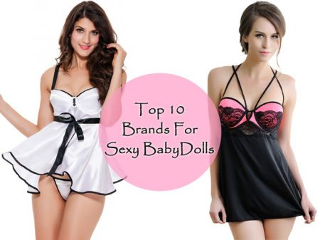 10 Best Brands to Buy Most Sexy BabyDolls in India